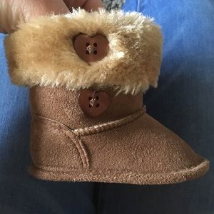 Infant Booties Size 1